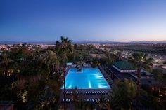 Palace in Marrakesh Morocco Morocco Hotel, Marrakech Morocco, Churchill, La Mamounia, Moroccan Restaurant, Restaurants, Tokyo Hotels, Beste Hotels, Gardens