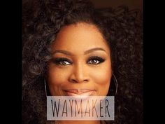 "Maranda Curtis - ""Way Maker"" Praise And Worship Songs, Praise God, Promise Keepers, Spiritual Songs, Best Speakers, The Lord Is Good, Hope For The Future, Social Awareness, Gospel Music"