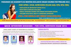 Paradigm Academy: IPS Coaching Classes in Mumbai - Paradigm IAS Acad...