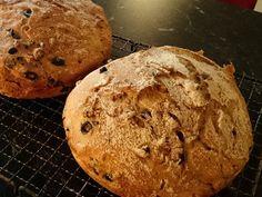 Stekt i jerngryte uten elting Food And Drink, Baking, Bakken, Backen, Sweets, Pastries, Roast