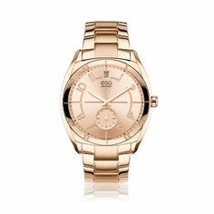 ESQ Movado® Origin™ Stainless Steel Ladies' Watch available at #HelzbergDiamonds #crazypinlove
