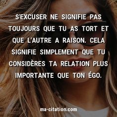 Citations Excuses, Daily Motivation, Positive Affirmations, Positive Vibes, Feel Good, Positivity, Messages, Thoughts, Humor