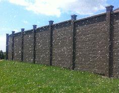 Concrete Fence #duracrete Concrete Fence, Group Of Companies, Lineman