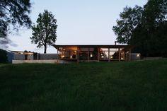 elton+léniz arquitectos asociados - Chile; Casa Marimán