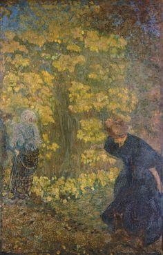 Pierre Bonnard, Paul Gauguin, Maurice Denis, Edouard Vuillard, Avant Garde Artists, Impressionist Artists, Fauvism, Art Moderne, Claude Monet