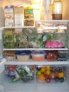 Good looking fridge!