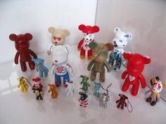 collection art toy