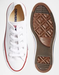 Image 3 - Converse - Chuck Taylor All Star Ox - Baskets - Blanc