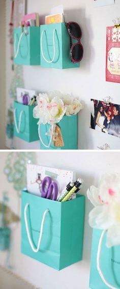Chécate estos tips originales que te ayudarán a organizar mejor tu hogar con cosas económicas que tienes en casa, ¡y gastando nada o muy poco! LEER MÁS.