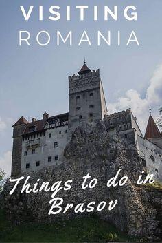 Visiting Romania - T