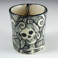 Skeleton Cup