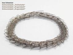Ines Schwotzer - Schmuckojekt 'Trichterkette', 2008