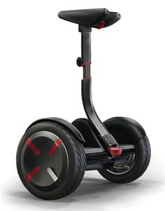 The evolution of the hoverboard is here! The hands-free, self-balancing electric scooter by Segway & Ninebot. Experience the magic of technology! Wonder Workshop Dash, Tin Can Robots, Robot Hand, E Scooter, Black Wallet, Electric Scooter, Bike Design, Pet Store, Transporter
