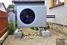 Reference - Rodinné domy - Tepelné čerpadlo vzduch/voda EcoAir 415 v rodinném domě na Domažlicku  #regulus #tepelnacerpadla #heatpumps