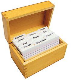 Arquivando Receitas (de Blogs e Sites)