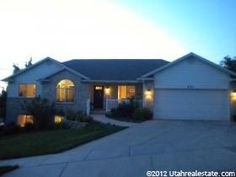 Home for Sale at 625 E CAYIAS DR, North Salt Lake UT 84054