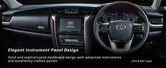 Toyota All New Fortuner Type 2.4 VRZ Interior AUTO2000