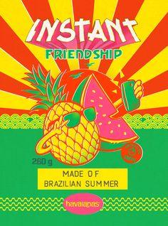 Havaianas . Made of Brazilian Summer on Behance