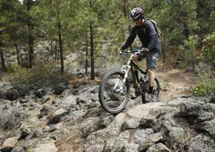 Central Oregon Mountain Bike Trail Guide; C.O.D. is one of the most technically demanding trails in area.