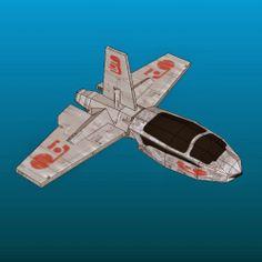 [star wars universe] pinook fighter