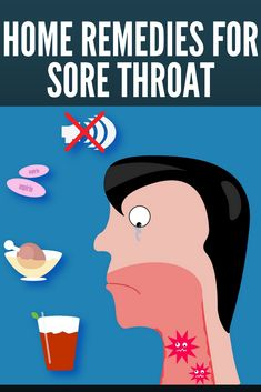 Want to get rid of sore throat naturally? Try these effective, simple and natural home remedies for fast relief.