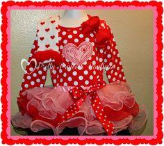 Valentines Love Petti set <3