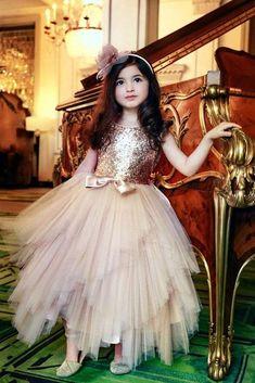 Gold Flower Girl Dresses, Tulle Flower Girl, Tulle Flowers, Baby Girl Dresses, Tulle Dress, Sequin Dress, Dress Skirt, Tulle Tutu, Gold Tulle