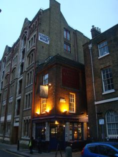 """The 'Town of Ramsgate' - the oldest pub on the River Thames """"Ramsgate is a seaside town in the district of Thanet in east Kent, England. It was one of the great English seaside towns of the 19th century and is a member of the ancient confederation of Cinque Ports.""""wiki"""