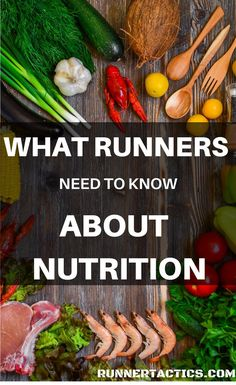 This is all about nutrition for Runners. Get the step up over your competition by knowing what there is to know about proper nutrition. It all doesn't start on race day but long before then. Read further on what every runner should know about nutrition.