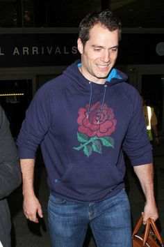 Henry Cavill And Girlfriend Tara King Arrive In Los Angeles Together - Socialite Life