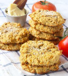 Gluten Free Cookies, Gluten Free Baking, Bread Recipes, New Recipes, Recipies, Healthy Breakfast Snacks, Healthy Food, Savoury Baking, Healthy Alternatives