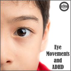 Children with ADHD have decreased attention span and inhibition and increased hyperactivity and impulsivity. Recent research discussed eye movements and ADHD. Approximately 3-7% of school-aged children have ADHD, therefore, learning more about the visual system of these children is important.