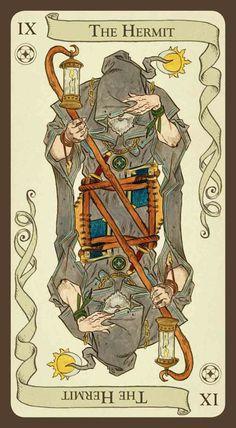 Despertar Coletivo • thetygre: The Hermit by RalphHorsley
