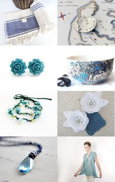 Click th eimage to view the whole collection and its items.  Thanks for being here!