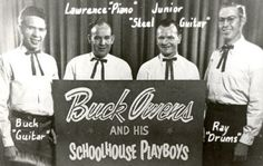Buck Owens Buck Owens, Those Were The Days, Hillbilly, Great Bands, Country Music, Rock N Roll, Rockabilly, Playboy, Singer