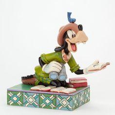 enesco disney showcase jim shore goofy bird watching figurine new with box Goofy Disney, Disney Toys, Disney Movies, Walt Disney, Disney Characters, Disney Stuff, Disney Dream, Disney Magic, Disney Ornaments