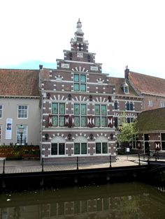 flehite My Town, Big Ben, Holland, Amsterdam, Museum, Mansions, House Styles, City, Building