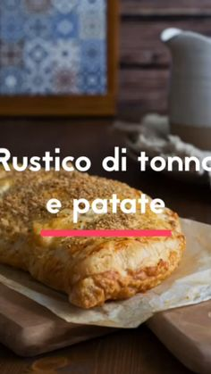 Cooking Tips, Cooking Recipes, Healthy Recipes, Coffee Drink Recipes, Flaky Pastry, Calamari, Pane, Creative Food, Food Truck