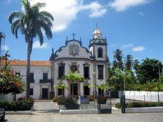 Igreja e Mosteiro de São Bento, Olinda, Pernambuco.