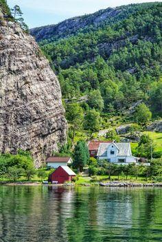 crociera sul fiordo Lysefjord