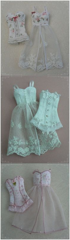 Marlies and minies, #miniature clothes.