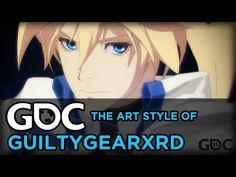GuiltyGearXrd's Art Style : The X Factor Between 2D and 3D - YouTube