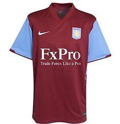 Aston Villa 2010-11 Home