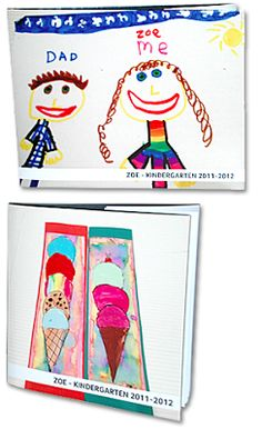 Artwork Storage.  Wondering what to do with all your children's art?  Check out this awesome solution!