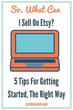 So what can I sell in my Etsy shop? Good question! Many people are confused about what to sell on Etsy so in this episode I make it simpler for you...