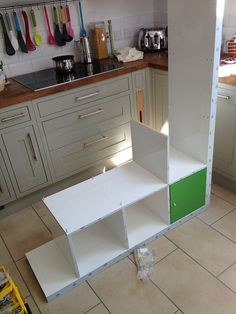 Camera Roll-36 by NBS78, via Flickr  ikea hack for under stair storage