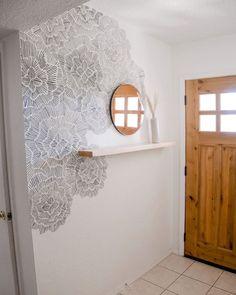 Budget Friendly DIY Accent Wall Ideas