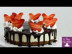 Doble Chocolate Cheesecake Mousse | Receta Fácil y Original - YouTube