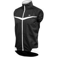 Pearl Izumi ELITE Barrier Vest (For Men) in Black/White - Closeouts