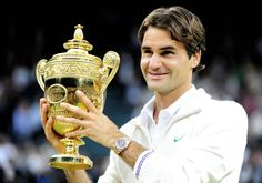 Federer's Record-Tying 7th Wimbelon Title